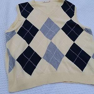 Old school J crew Grandpa sweater